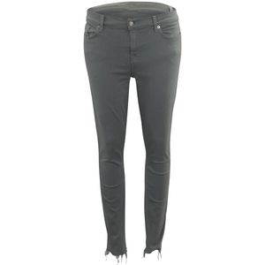 7 For All Mankind The Ankle Skinny Pants Agave